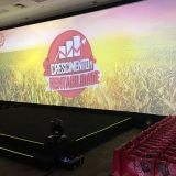 audiovisual para eventos grandes Jockey Club