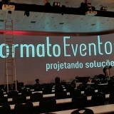 eventos corporativos completos com som Santa Cruz